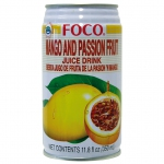 Foco Mango and Passion Fruit Juice Drink