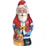 """Friedel Weihnachtsmann """"Der kleine Dicke"""" Edel-Vollmilch 70g"""