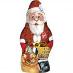 """Friedel Weihnachtsmann """"Der kleine Dicke"""" Schoko-Caramel-Crunch 70g"""