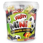 Fritt Minis WM-Dose mit Gratis-Tröte