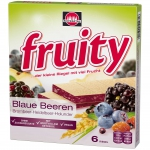 fruity Blaue Beeren