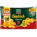 funny-frisch Chipsfrisch ungarisch Fan Pack 300g