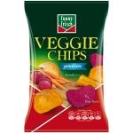 funny frisch Veggie Chips gesalzen
