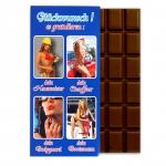 """Glückwunsch-Schokolade """"Frauen"""""""