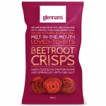 glennans Beetroot Crisps
