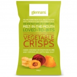 glennans Vegetable Crisps