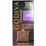 Godiva Chocolatier Dark Chocolate 72%