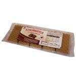 Grabower Schaumwaffeln mit knackiger Schokolade 5er