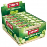 Granini Frucht-Bonbons Apfel 24x10er