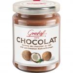 Grashoff Chocolat Au Lait mit Kokosflocken 250g