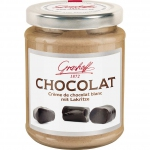 Grashoff Chocolat Blanc Lakritze 250g