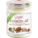 Grashoff Chocolat Crème de chocolat blanc mit Pistazien & Bittermandelaroma 235g