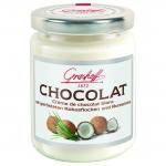 Grashoff Chocolat Blanc mit Kokosflocken und Rumaroma 250g