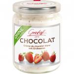 Grashoff Chocolat Crème de chocolat blanc mit Erdbeeren 250g