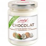 Grashoff Chocolat Crème de chocolat blanc mit Kokosflocken & Rumaroma 235g