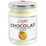 Grashoff Chocolat Blanc mit Mango 250g