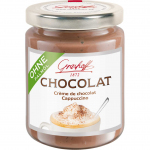 Grashoff Chocolat Crème de chocolat mit Cappuccino 250g