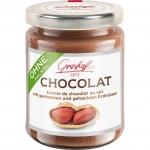 Grashoff Chocolat Crème de chocolat avec lait mit Erdnüssen 235g
