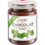 Grashoff Chocolat Noir mit Minze 250g