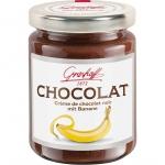 Grashoff Dunkle Chocolat mit Banane 250g