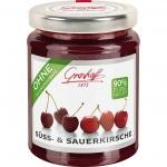 Grashoff 90% Frucht Süss- & Sauerkirsche 230g