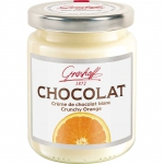 Grashoff Weiße Chocolat Crunchy Orange 250g