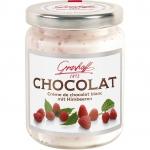 Grashoff Weiße Chocolat mit Himbeeren 250g