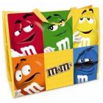 Gratiszugabe*: m&m's Shopping Bag