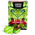 Green Tiger Matcha Bite Energy-Kaubonbons