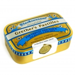 Grether's Pastilles Blackcurrant sugarfree 110g