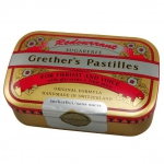 Grether's Pastilles Redcurrant sugarfree 110g