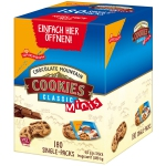 Griesson Chocolate Mountain Cookies Classic Minis 180er Single-Packs