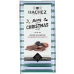 Hachez Merry Christmas Milde Vollmilch Brombeer Pecannuss 100g