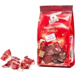 Halloren Weihnachtskugeln Dunkle Schokolade
