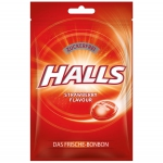 Halls Strawberry zuckerfrei