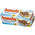 hanuta Milch + Crispies 10er
