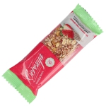 Happy Bars Erdbeeren und Quinoa