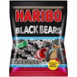 Haribo Black Bears 400g
