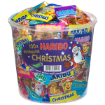 Haribo Christmas Minibeutel 100er