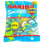 Haribo the Smurfs zourr 325g