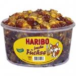 Haribo Freche Füchse 150er Dose