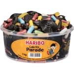 Haribo Lakritz Parade Dose 1kg