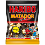 Haribo Matador Dark Mix 350g