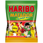 Haribo Matador Sunny Mix 350g