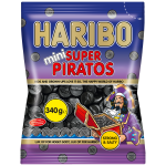Haribo Super Piratos mini 340g