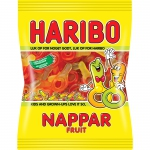 Haribo Nappar Fruit 400g