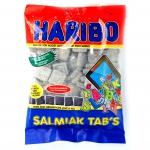 Haribo Salmiak Tab's 375g