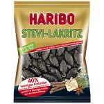 Haribo Stevi-Lakritz 100g