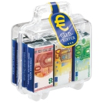 Heidel Euro-Geldkoffer 33g