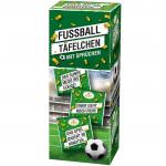 Heidel Fussball Täfelchen mit Sprüchen 16er